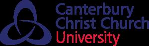 Cantebury Christ Church Uni logo