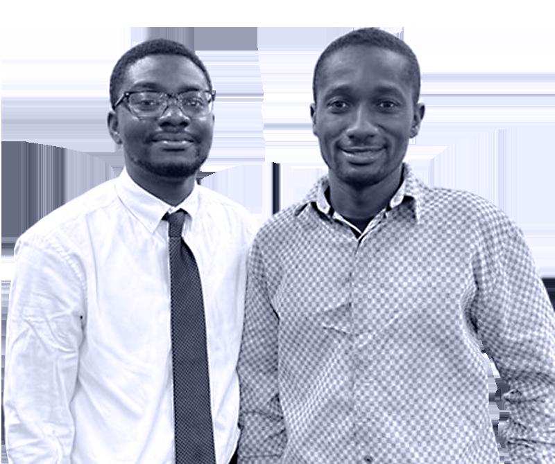 GOAB bio engineers team photo