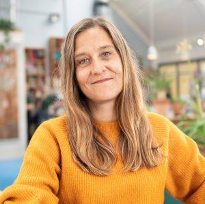 Claire Mann of ChangXtra portrait