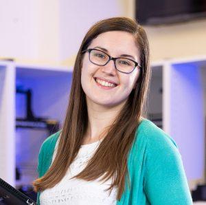 Katie of ExpHand Prosthetics